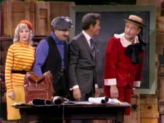 Bratman - with Fernando Lamas - The Red Skelton Show