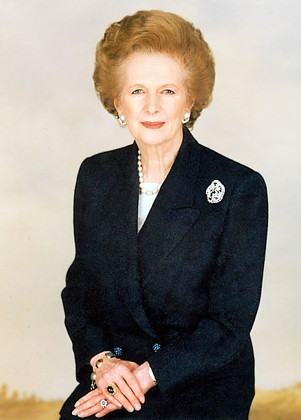 Margaret Thatcher and the Queen's English - A joke told by Red Skelton, about meeting Margaret Thatcher