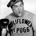 Photo of Red Skelton as Cauliflower McPugg from The Red Skelton Show.