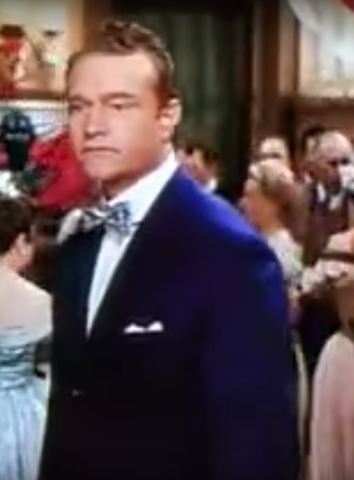 Red Skelton in a scene from Excuse My Dust