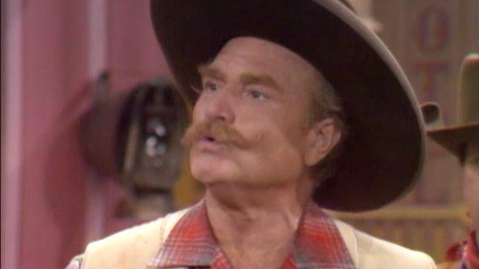 Sheriff Deadeye in Our Man Fink