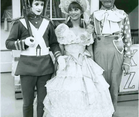 Concert in Pantomime, The Red Skelton Hour with Marcel Marceau, season 15, originally aired January 18, 1966