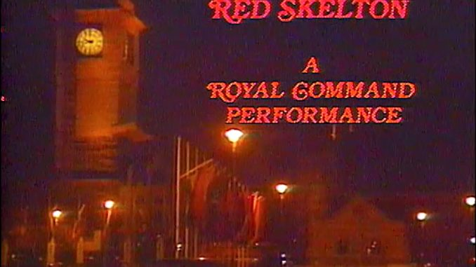 A Royal Command Performance