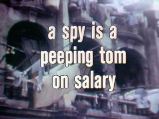 A Spy is Peeping Tom on Salary - The Red Skelton Show, season 17, with Fernando Lamas - originally aired October 10, 1967