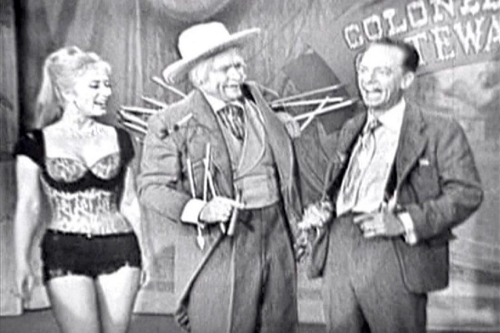 San Fernando and Herbie - Amanda Blake, Red Skelton, Don Knotts