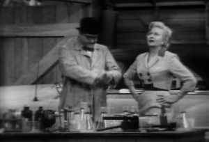 Appleby's Forumula, with Red Skelton as George Appleby, Marilyn Maxwell as Clara Appleby