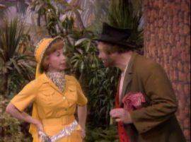 Hobo a Go-Go, The Red Skelton Hour, season 15, originally aired November 2, 1965, starring Red Skelton, Audrey Meadows