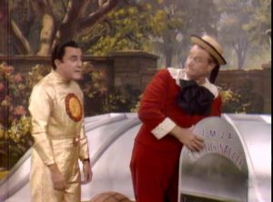 Brats in your Belfry - The Red Skelton Hour, season 15, originally aired November 9, 1965