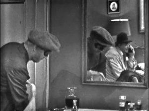 Burglar robbing Willie Lump Lump blind in Willie and the Burglar