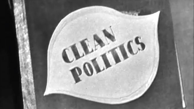 Clean Politics - The Red Skelton Show, season 1- with Clem Kadiddlehopper, Willie Lump Lump, and San Fernando Red