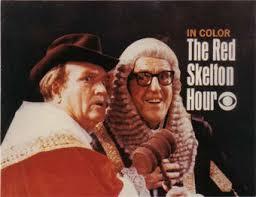 Goofy Goofy Gander, starring Red Skelton as Clem Kadiddlehopper and Stanley Holloway