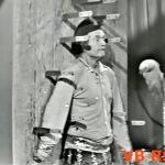 Clem Kadiddlehopper as the world's bravest idiot at the Ringading Circus