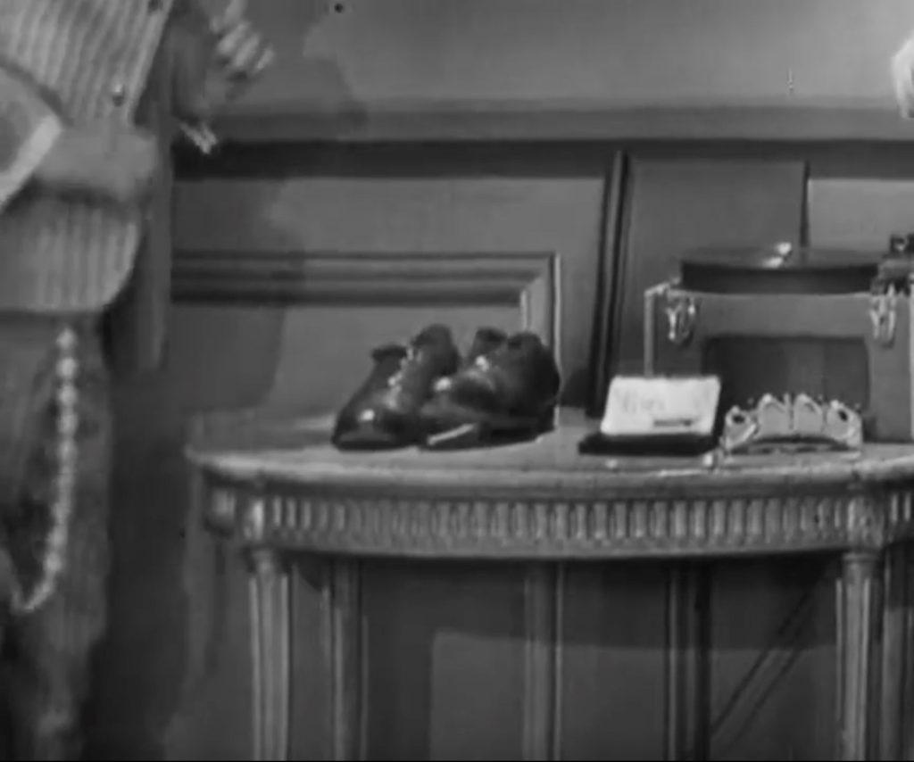 Dancing Shoes - prop comedy