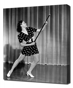 Eleanor Powell dancing in I Dood It