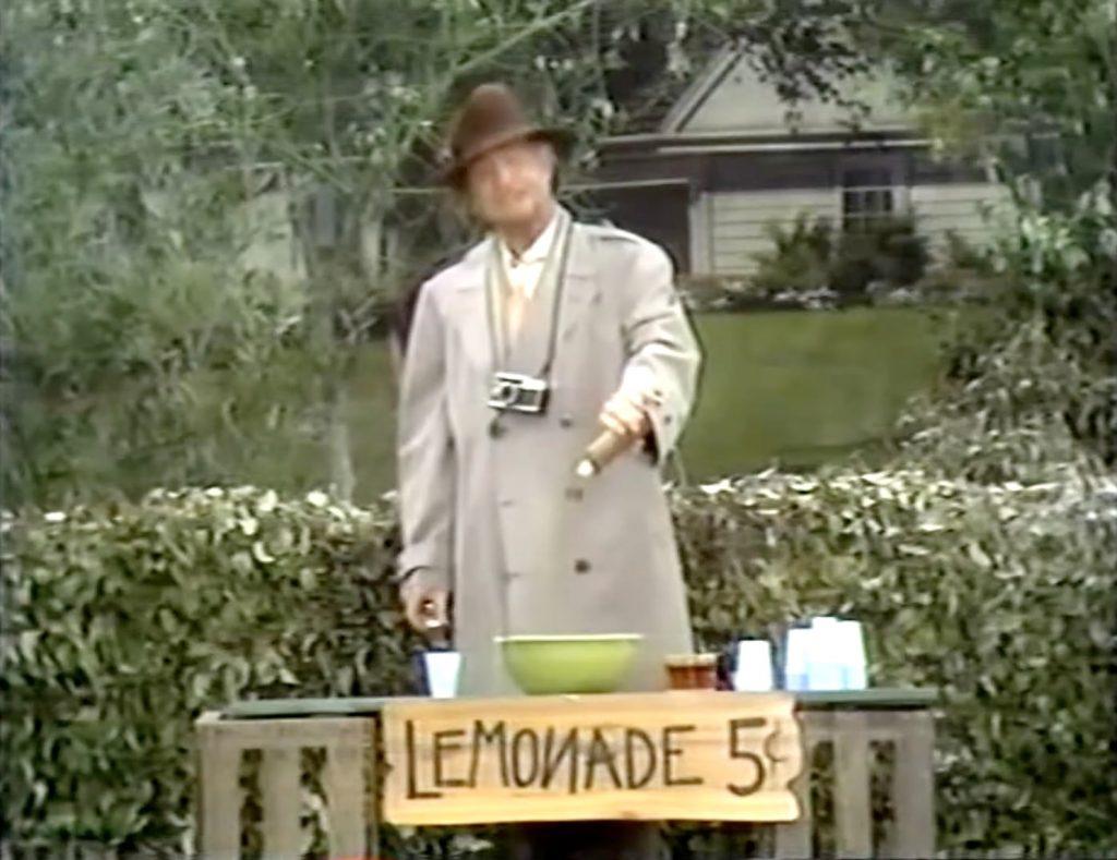 Spiking the lemonade with Elephant Whiskey