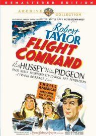 Flight Command (1940) starring Rod Taylor, Walter Pidgeon, Ruth Hussey, Red Skelton
