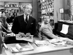 Three Little Words, Fred Astaire, Red Skelton, 1950