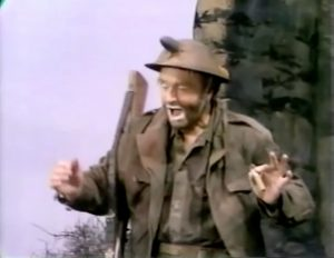 """Freddie the Freeloader in the Army during World War II in """"How You Gonna Keep 'Em Down in the Dump?"""""""
