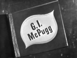 G. I. McPugg title card