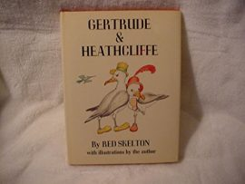 Gertrude and Heathcliff jokes by Red Skelton, about his seagull friends - flapping their wings, the ship of fools, and an elephant with a cold in the nose