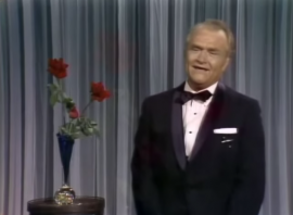 Grandfather, Grandmother - a poem by an older Red Skelton, recited on his weekly television show