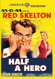 Half a Hero, starring Red Skelton, Jean Hagen
