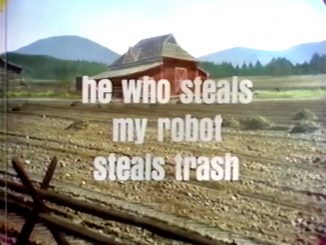 He Who Steals My Robot Steals Trash - The Red Skelton Hour, season 18, with Vincent Price, Boris Karloff