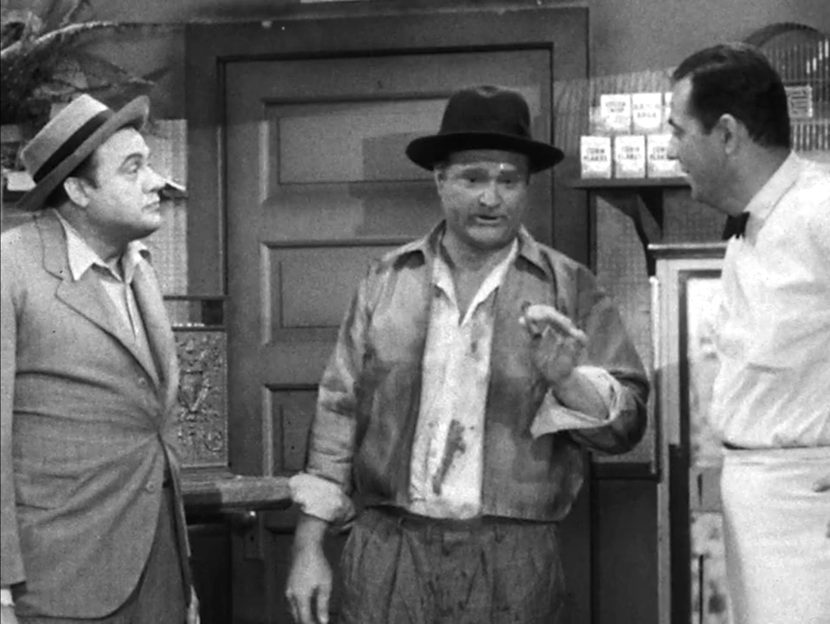 Red Skelton in the Help Wanted sketch