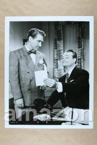 """James Whitmore and Red Skelton in """"The Great Diamond Robbery"""""""