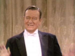 John Wayne hosting for The Red Skelton Scrapbook 66