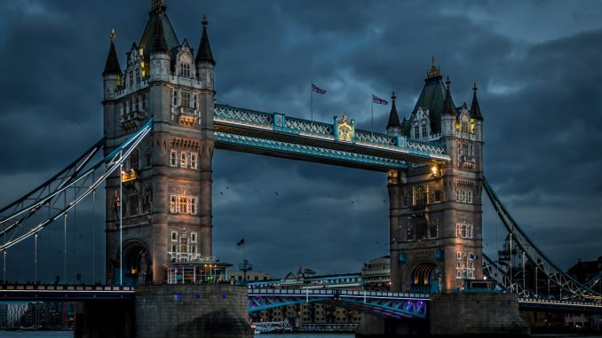 London jokes by Red Skelton