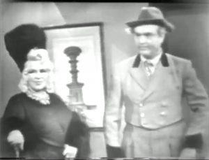 Mae West and Cauliflower McPugg