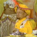 Billy Barty as the Maharajah of Kumquat - A Spy is a Peeping Tom on Salary