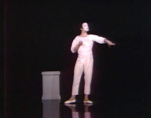Marcel Marceau in A Concert in Pantomime