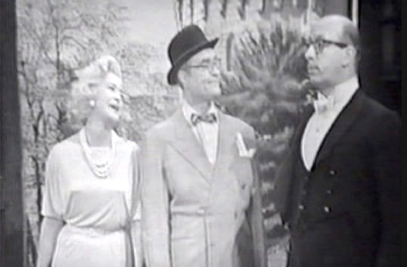 Appleby's Castle - with Marilyn Maxwell, Red Skelton as George Appleby, and Richard Deacon