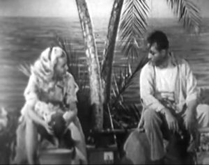 Marooned, with Lucille Knoch and Red Skelton - a Tide commercial