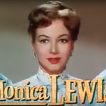 Monica Lewis as the romantic rival in Excuse My Dust