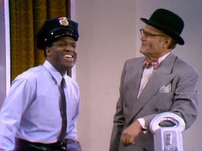 Nipsey Russell and George Appleby in The Nag and I