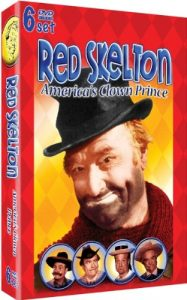 Red Skelton, America's Clown Prince - 6 DVD set