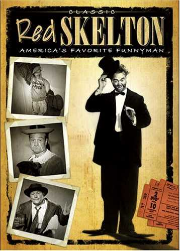 Red Skelton: America's Favorite Funnyman (DVD)