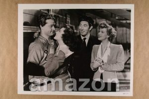 Photo of Red Skelton, Ann Rutherford, Rags Ragland, Jean Rogers in Whistling in Brooklyn