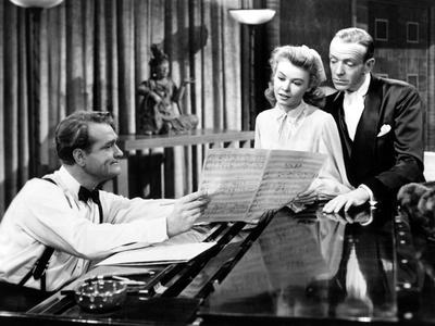 Three Little Words, Red Skelton, Vera-Ellen, Fred Astaire, 1950