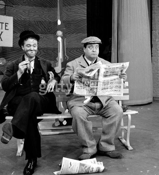 Accidents Will Happen - Freddie the Freeloader with Jackie Gleason