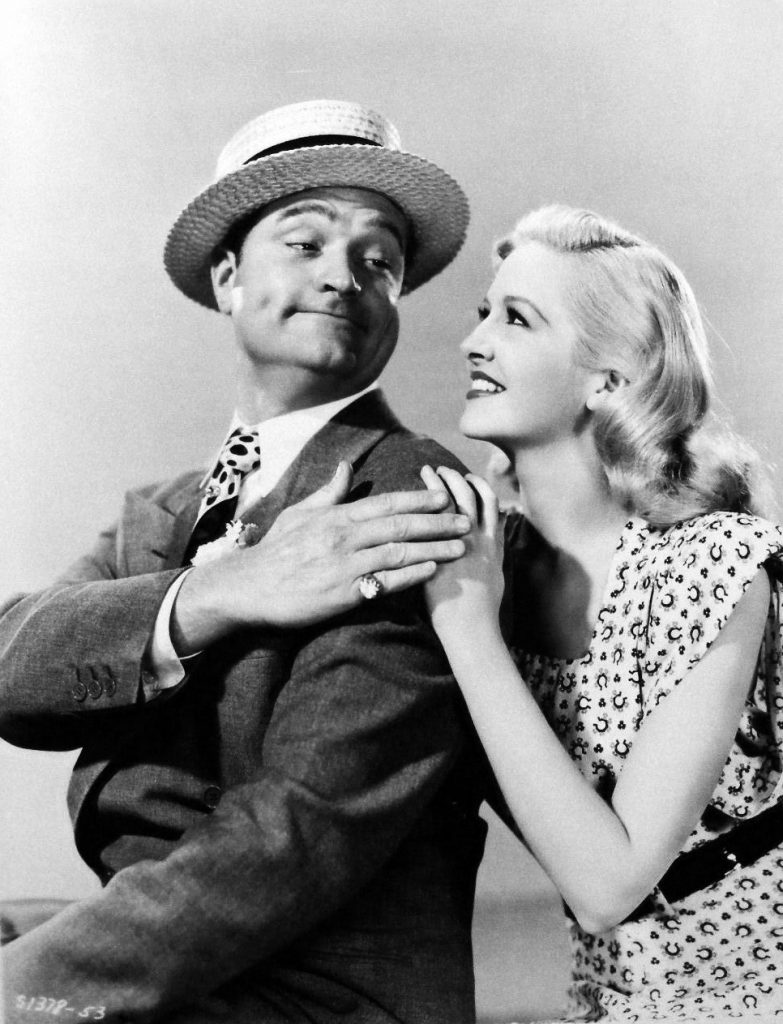 Red Skelton and Marilyn Maxwell in The Show-Off