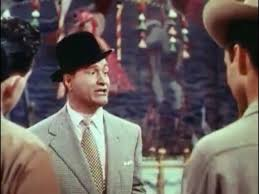 Red Skelton as Corny Quinell in Texas Carnival