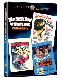 Red Skelton Whistling Collection (Whistling in the Dark, Whistling in Dixie, Whistling in Brooklyn)