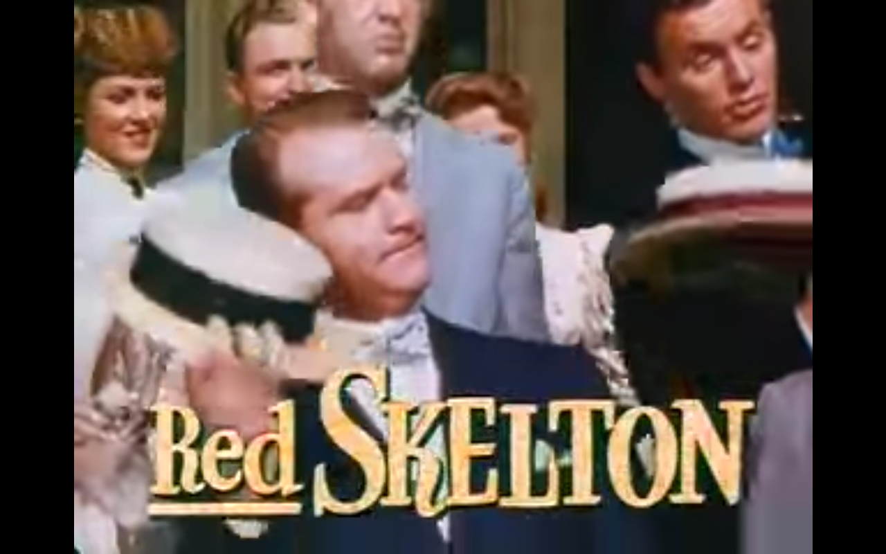 Red Skelton in Excuse My Dust