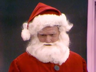 Christmas jokes by Red Skelton - dealing with how people behave at Christmas, Santa Claus, and Christmas gifts