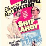 Ship Ahoy DVD - starring Red Skelton, Eleanor Powell, Bert Lahr, Virginia Mayo