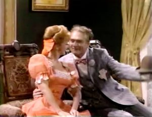 The Silent Spot - meeting the parents - Chanin Hale, Red Skelton